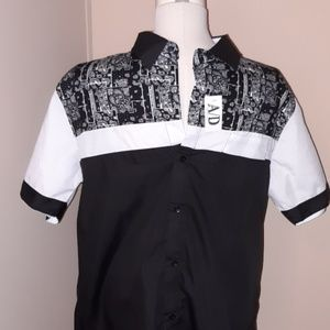 NWT Alexander Daniel's Men's Shirt SIZE XG